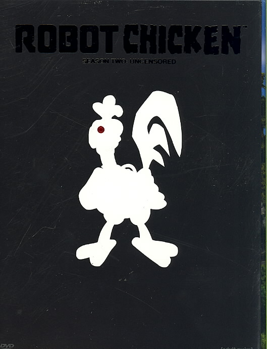 ROBOT CHICKEN:S2 BY ROBOT CHICKEN (DVD)