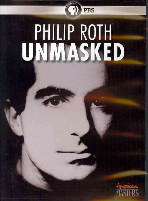 AMERICAN MASTERS:PHILIP ROTH UNMASKED BY AMERICAN MASTERS (DVD)